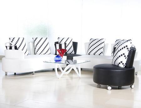 Chintaly DAYTONASFSET Living Room Sets