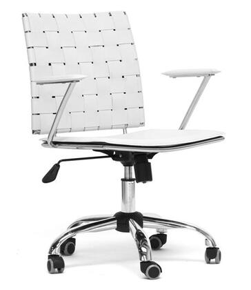 """Wholesale Interiors ALC1866CWHITEOC 23.625""""  Office Chair"""