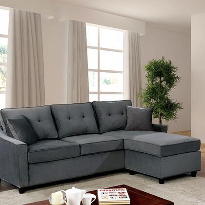 Surprising Furniture Of America Cm6953Gy Frankydiablos Diy Chair Ideas Frankydiabloscom