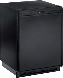 U-Line 75FB00  Counter Depth Freezer with 5.7 cu. ft. Capacity in Black