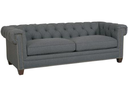 Linosa Charcoal Sofa