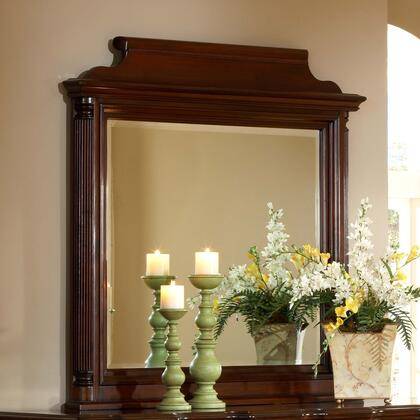 American Woodcrafters 3400040  Square Landscape Dresser Mirror