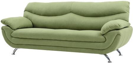 Glory Furniture G438S  Stationary Fabric Sofa