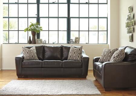 Milo Italia MI2219SLCHOC Bentley Living Room Sets