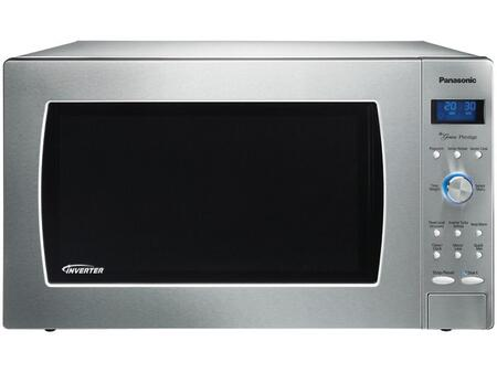 Panasonic NNSD997S Countertop Microwave |Appliances Connection