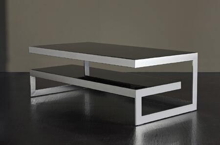 VIG Furniture VGHB181A Dark Brown Modern Table