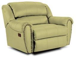 Lane Furniture 21414189532 Summerlin Series Transitional Fabric Wood Frame  Recliners
