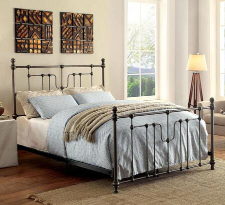 Furniture of America CM7717Q Elysia Series  Queen Size Bed
