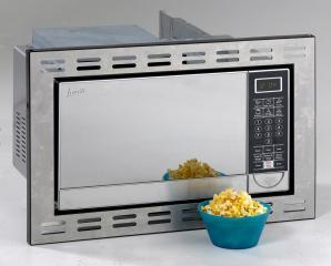 Avanti MO9005BST  Built In Microwave Oven, in Stainless Steel