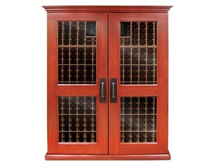 "Vinotemp VINOSONOMA800LRB 79"" Wine Cooler"