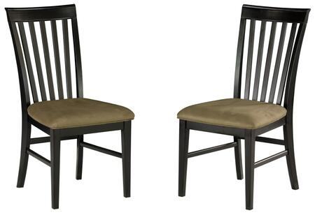 Atlantic Furniture MISSIONDCCCES Mission Series  Dining Room Chair