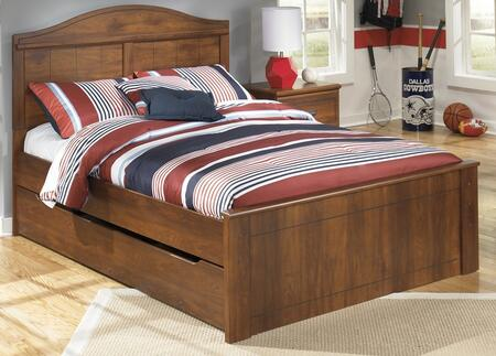 Signature Design by Ashley B22853528260B10011 Barchan Series  Twin Size Panel Bed