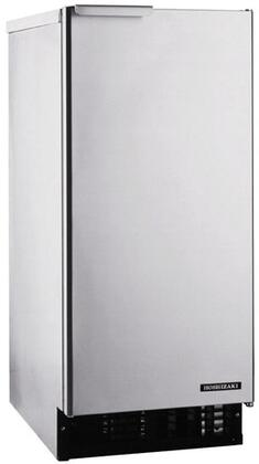 """Hoshizaki AM-50BAE 15"""" UL Listed Built-In Self Contained Ice Maker With 55 lbs. Ice Daily Production, 22 lbs. Storage Capacity, Top Hat Style Ice Cubes, And Easily Disassembled Water Circuit:"""