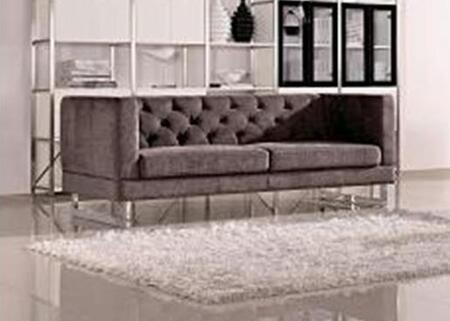DG Casa 61503SGRY Palomar Series  Sofa