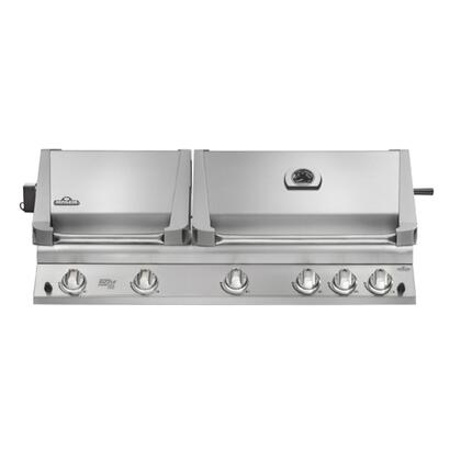 Napoleon BIPT750RBINSS1 Built In Grill, in Stainless Steel