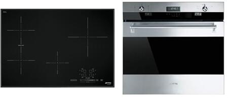 Smeg 809600 Electric Cooktops