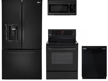 LG 729093 Kitchen Appliance Packages