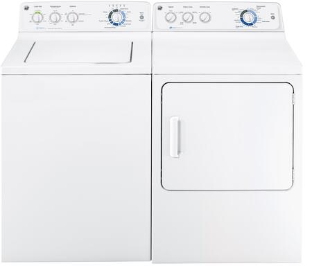 GE GHDP490EFWW Electric Dryer with 7.0 cu. ft. Capacity ... on