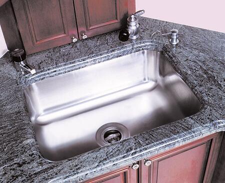 Aline CO1014A5RE Kitchen Sink