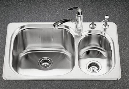 Kohler K32282NA Undermount Sink