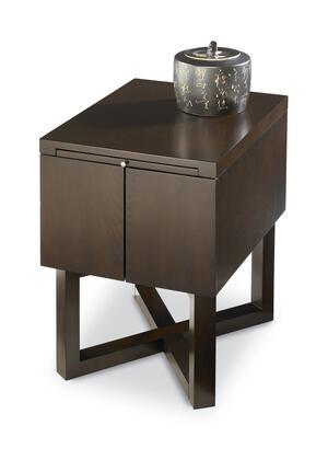 Lane Furniture 1400123 Perfect Fit Series Modern Rectangular End Table
