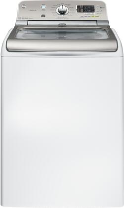 GE GHWN8350DWS  4.8 cu. ft. Top Load Washer, in White