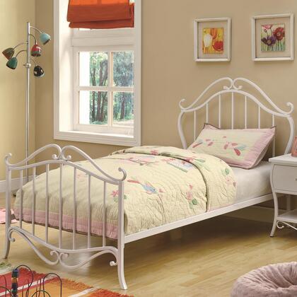 Coaster 400521T Bella Series Childrens Twin Size Platform Bed