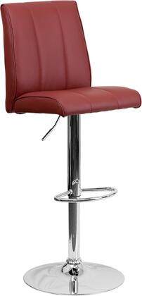 Flash Furniture CH122090BURGGG Residential Vinyl Upholstered Bar Stool
