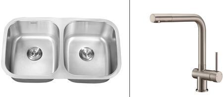 Ruvati RVC2525 Kitchen Sink