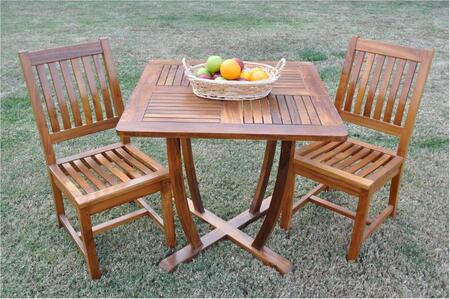 Anderson SET210  Patio Chair
