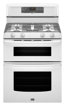Maytag MGT8655XW Gemini Series Gas Freestanding |Appliances Connection