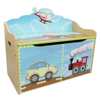 Picture of W-9940A Fantasy Fields - Transportation Toy