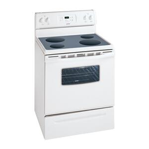 Tappan TEF361GS  Electric Freestanding Range with  in White