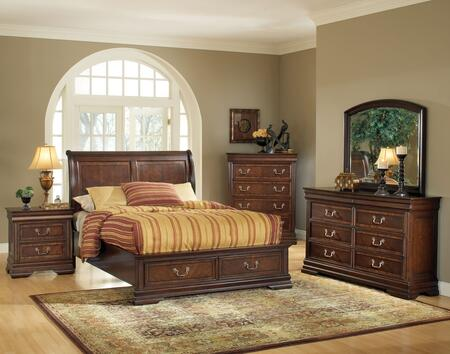 Acme Furniture 19450Q5PC Hennessy Queen Bedroom Sets