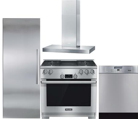 Miele 736651 Kitchen Appliance Packages