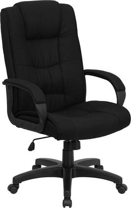 "Flash Furniture GO5301BBKGG 26.25"" Contemporary Office Chair"