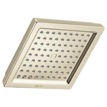 Universal Showering Components  52283-PN Delta: Raincan Single-Setting Shower Head in Polished Nickel