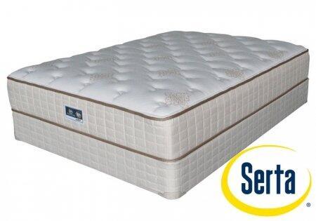 Serta P549862T Malta Series Twin Size Pillow Top Mattress