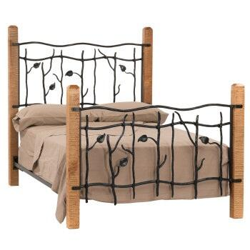 Stone County Ironworks 900981  Full Size Complete Bed