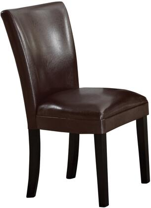 Coaster 102263 Carter Series Casual Wood Frame Dining Room Chair