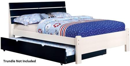 Furniture of America CM7626BLFBED Kimmel Series  Full Size Bed