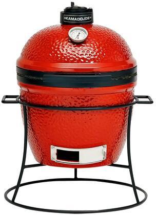 Kamado Joe KJ13RH  Red Portable Grill