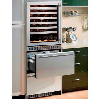 "Marvel 66SWDEBBO 24.13"" Built-In Wine Cooler"