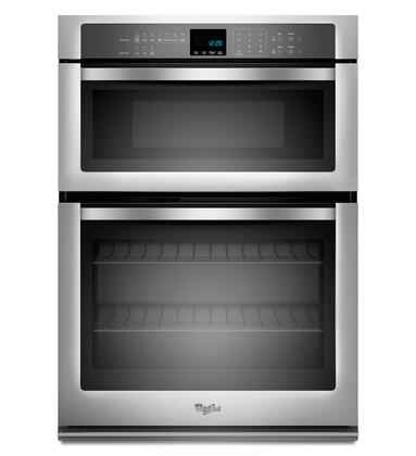 Whirlpool Woc54ec7as 27 Inch Wide 4 3 Cu Ft Wall Oven