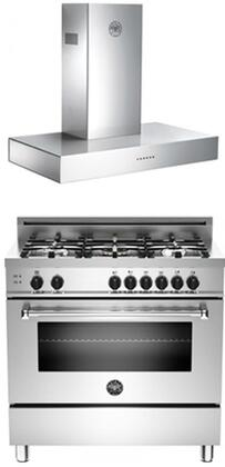 Bertazzoni 714845 Kitchen Appliance Packages
