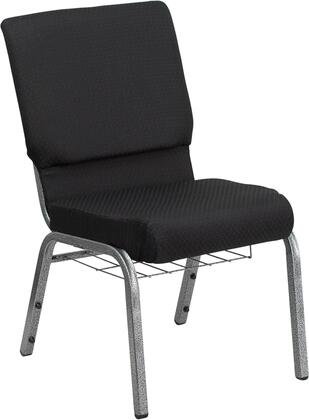 Flash Furniture FDCH02185SVJP02BASGG  Fabric Metal Frame Accent Chair