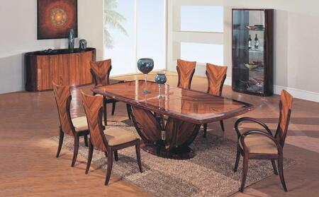 Global Furniture USA D52Set7pc Global Furniture USA Dining R
