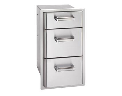 Triple Drawers