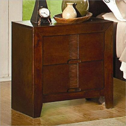 Coaster 200752 Resin Series  Wood Night Stand