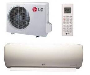 LG LH240HV Air Conditioner Cooling Area,